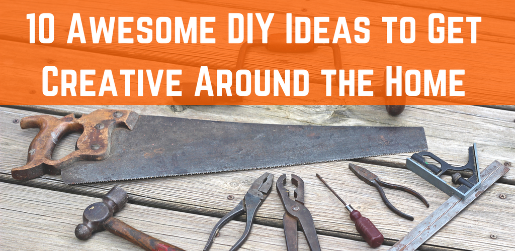 10 Awesome Diy Ideas To Get Creative Around The Home Pallucci