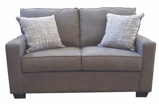 Rex Loveseat Grey