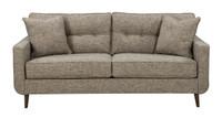 Edgar Fabric Sofa Beige