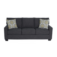 Rex Fabric Double Sofa Bed