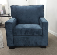 Rex Fabric Chair Jitterbug Grey