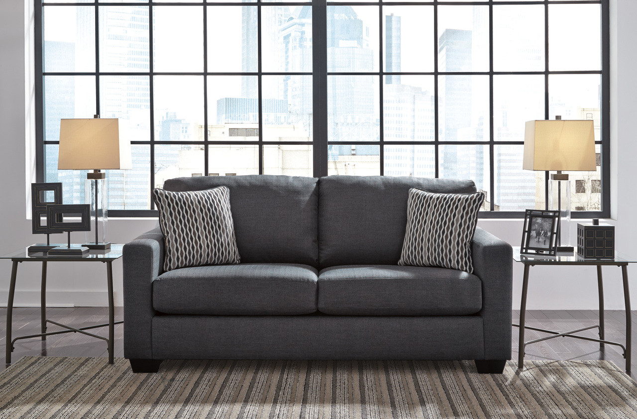 Avery Double Sofa Bed Grey Pallucci Furniture