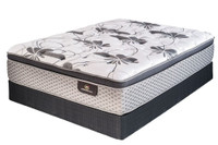 Perfect Sleeper Odyssey Double Eurotop Firm Mattress by Serta
