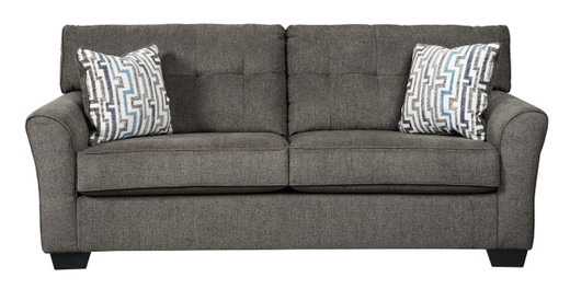 Elroy Double Sofa Bed Grey