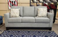 Morton Grey Sofa Bed