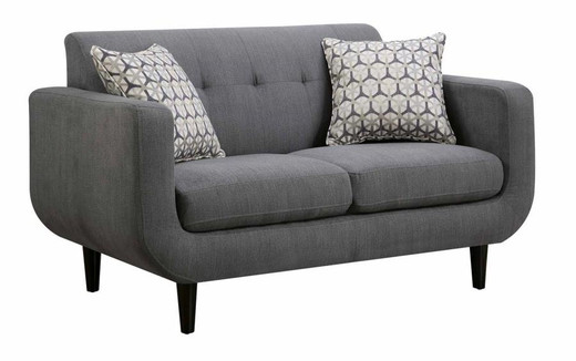 Sylas Fabric Loveseat