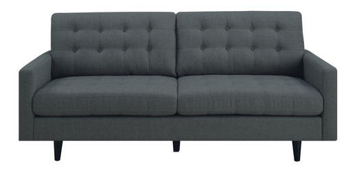 Troden Fabric Sofa Grey