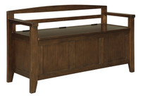 Charvanna Storage Bench