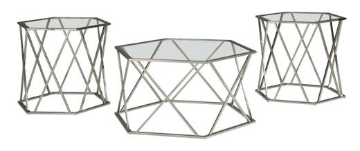 Madanere Coffee Table Set