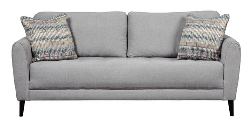 Perri Fabric Sofa Grey
