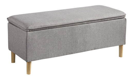Kaviton Bench Grey
