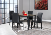 Oslo 5pc Dining Set