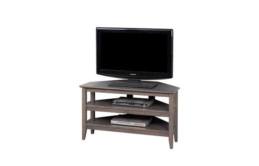 Quadra Corner TV Stand Grey
