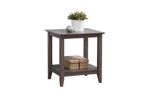 Quadra Side Table Grey