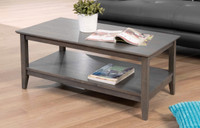 Quadra Coffee Table Grey