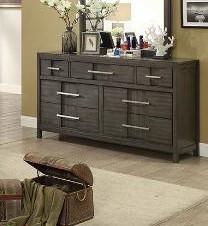 Sandra Dresser Grey