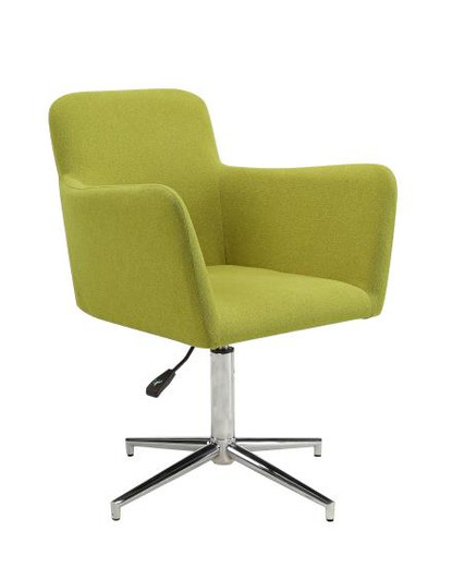 Marney Swivel Dining Chair Yellow