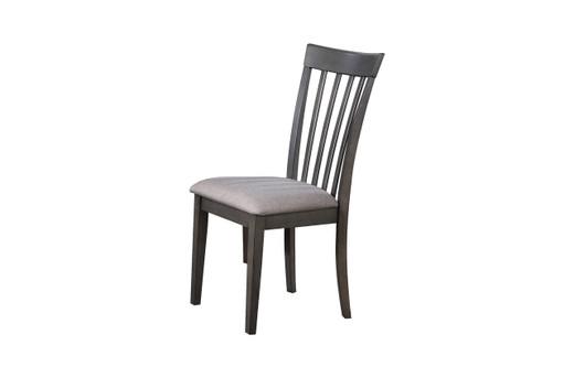 Delfini Dining Chair Grey