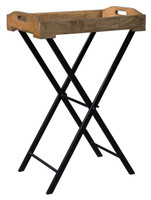 Cadocridge Tray Table Brown
