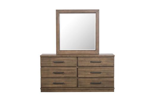 Albury Dresser Brown