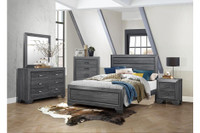 Kai Nightstand Grey