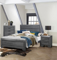 Kai Chest of Drawers Grey