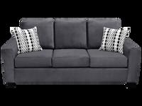 Ledron Fabric Sofa Pebble