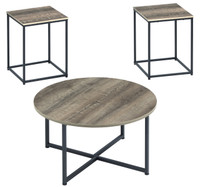 Wadeworth Coffee Table Set of 3
