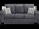 Nordel Queen Sofa Bed Pebble