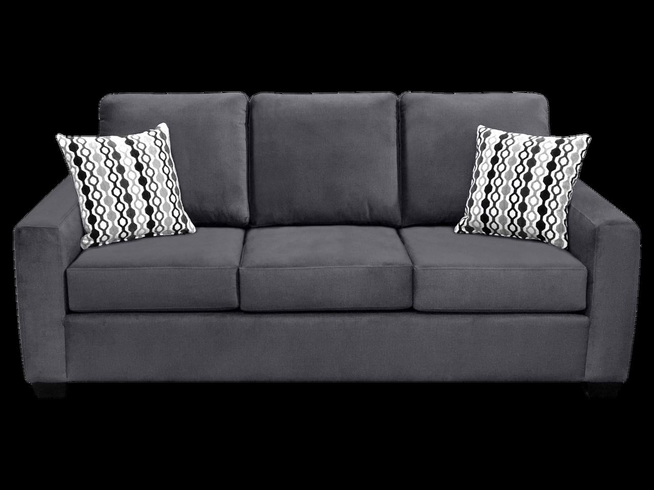 Picture of: Nordel Fabric Queen Sofa Bed Pebble Pallucci Furniture