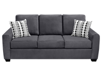 Ledron Fabric Queen Sofa Bed Pebble