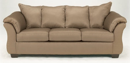 Madison Fabric Sofa Mocha