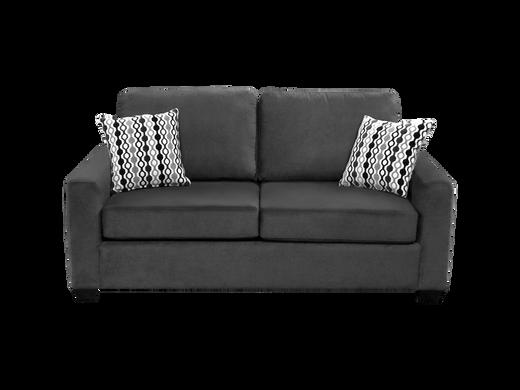 Nordel Fabric Double Condo Sofa Bed Pebble