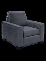 Nordel Fabric Chair Pebble