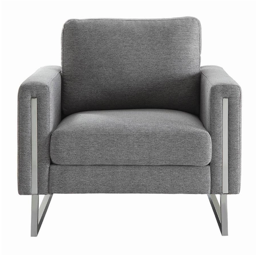Astoria Fabric Chair Grey