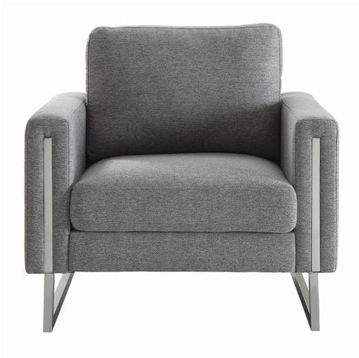 Astoria Fabric Chair Grey