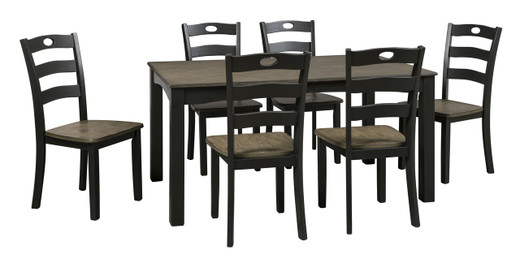 Froshburg 7pc Dining Set