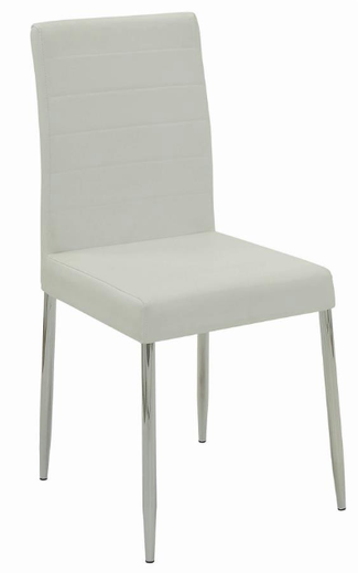 Vance Dining Chair White