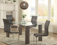 Taurus 5 Piece Dining Set