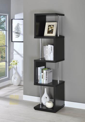 Jace Bookshelf Black