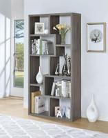 Reid Bookshelf Grey