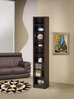Ava Bookshelf Cappuccino