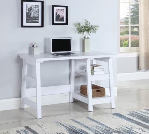 Trace Desk White