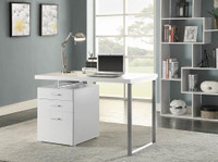 Carter Desk White