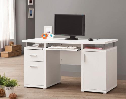 Norman Desk White