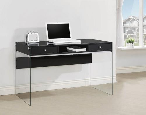 Stanford Desk Black