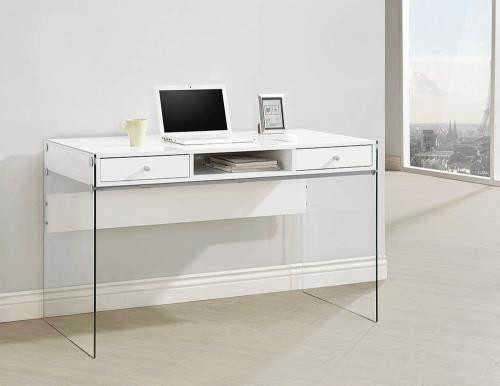 Stanford Desk White