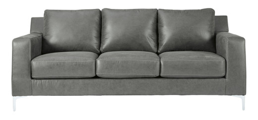 Elzie Sofa Dark Grey