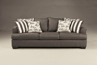 Devon Queen Sofa bed Grey
