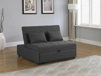 Joss Sofa Bed Grey